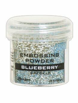 Blueberry- Polvos para Embosar