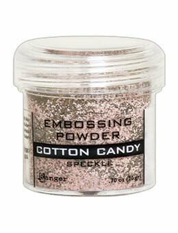 Cotton Candy- Polvos para Embosar