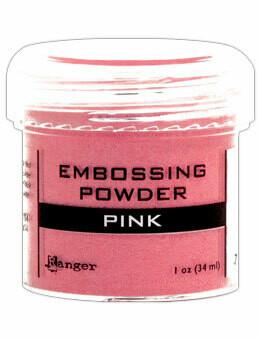 Pink- Polvos para Embosar