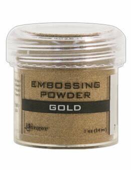 Gold- Polvos para Embosar