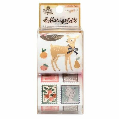 Sticker Roll Marigold