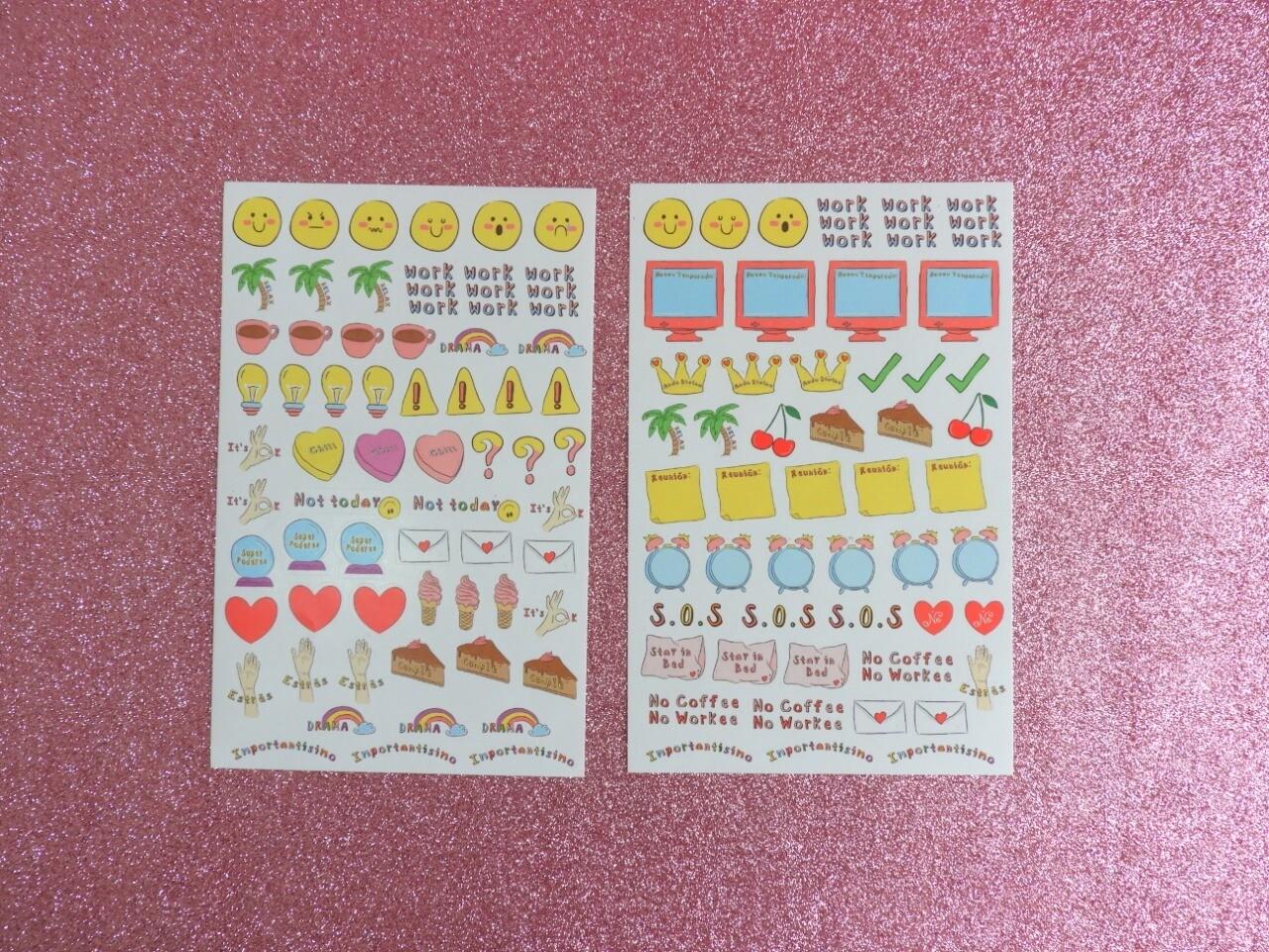 Sticker  Silvinaa