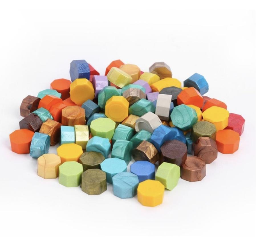 Pastillas de Cera- Multicolor