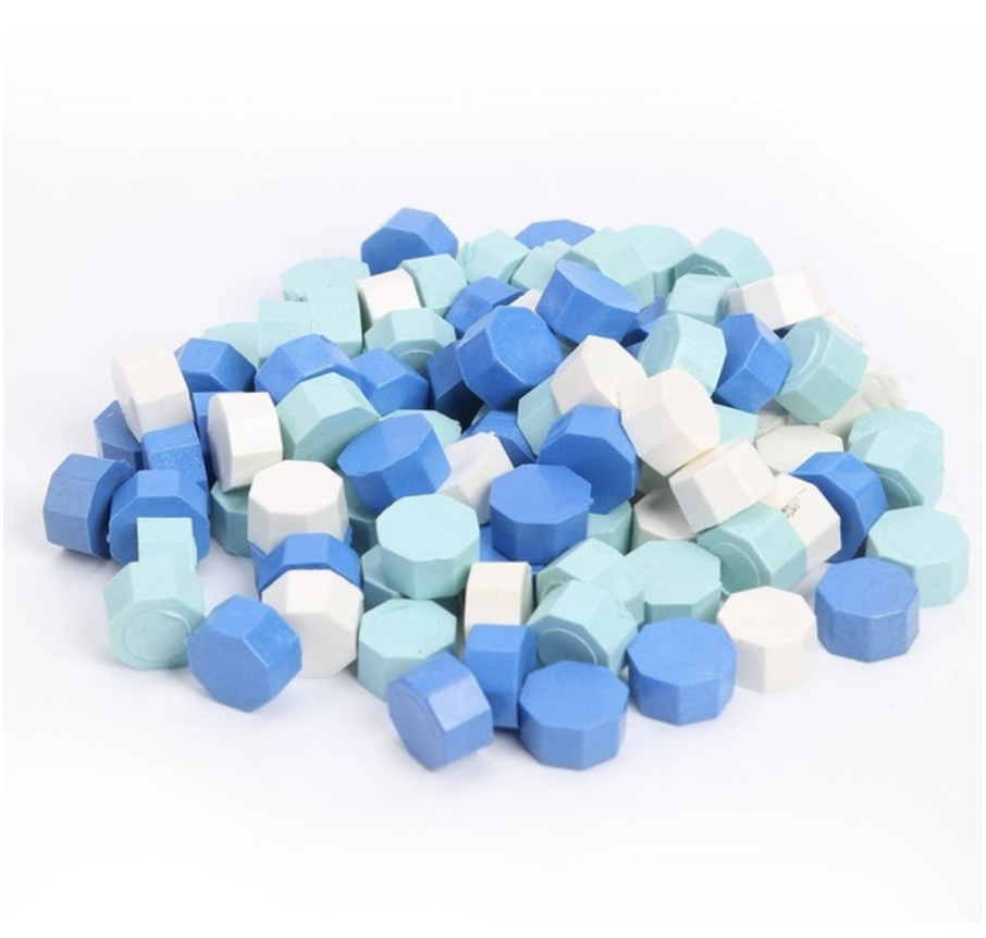 Lacre multicolor Blue