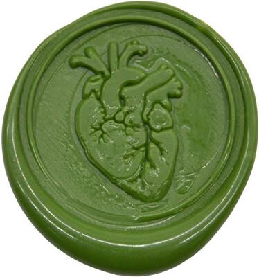 Barra de lacre - Verde