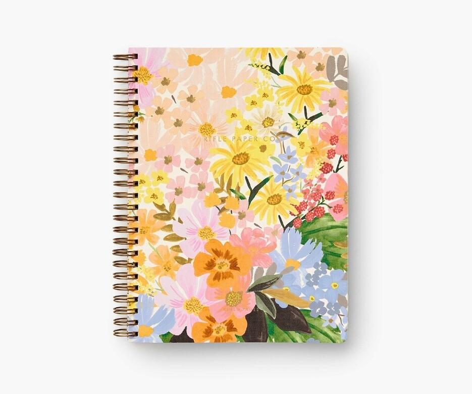 Spiral Notebook- Marguerite