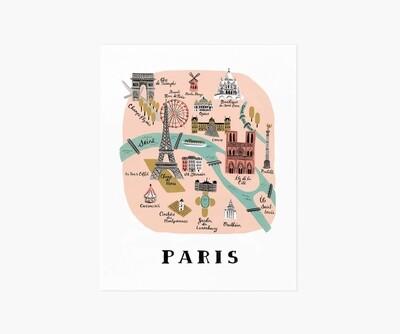 Art Print-Paris