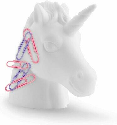 Porta Clips Unicornio