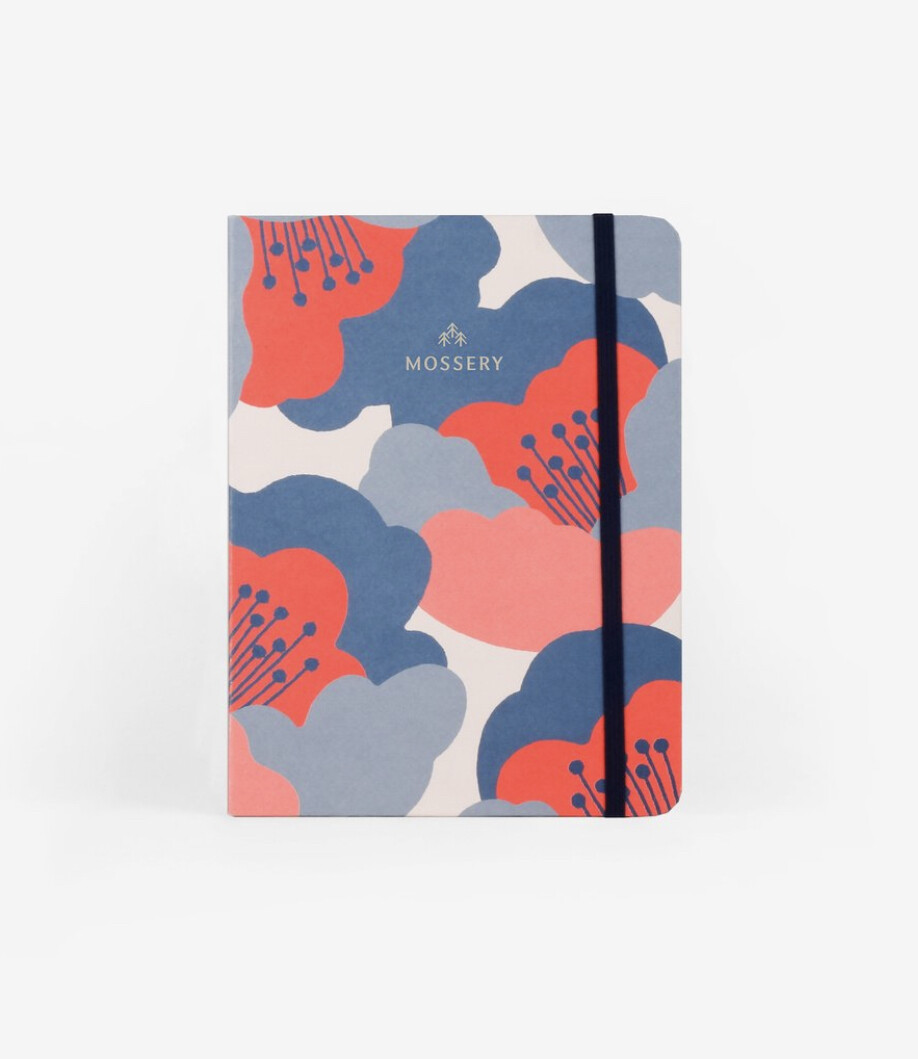 Mossery Sketchbook- Camellia