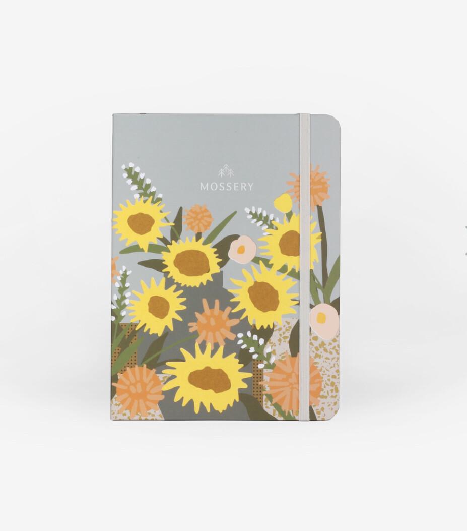 Mossery Sketchbook- SunFlowers