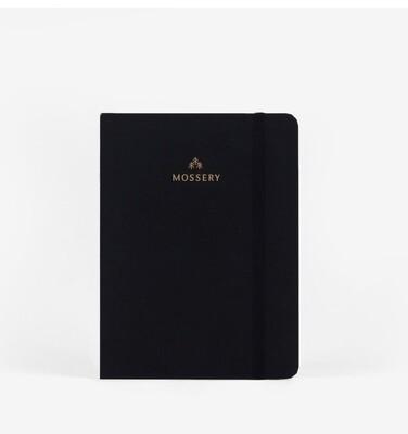 Mossery Sketchbook- Plain Black