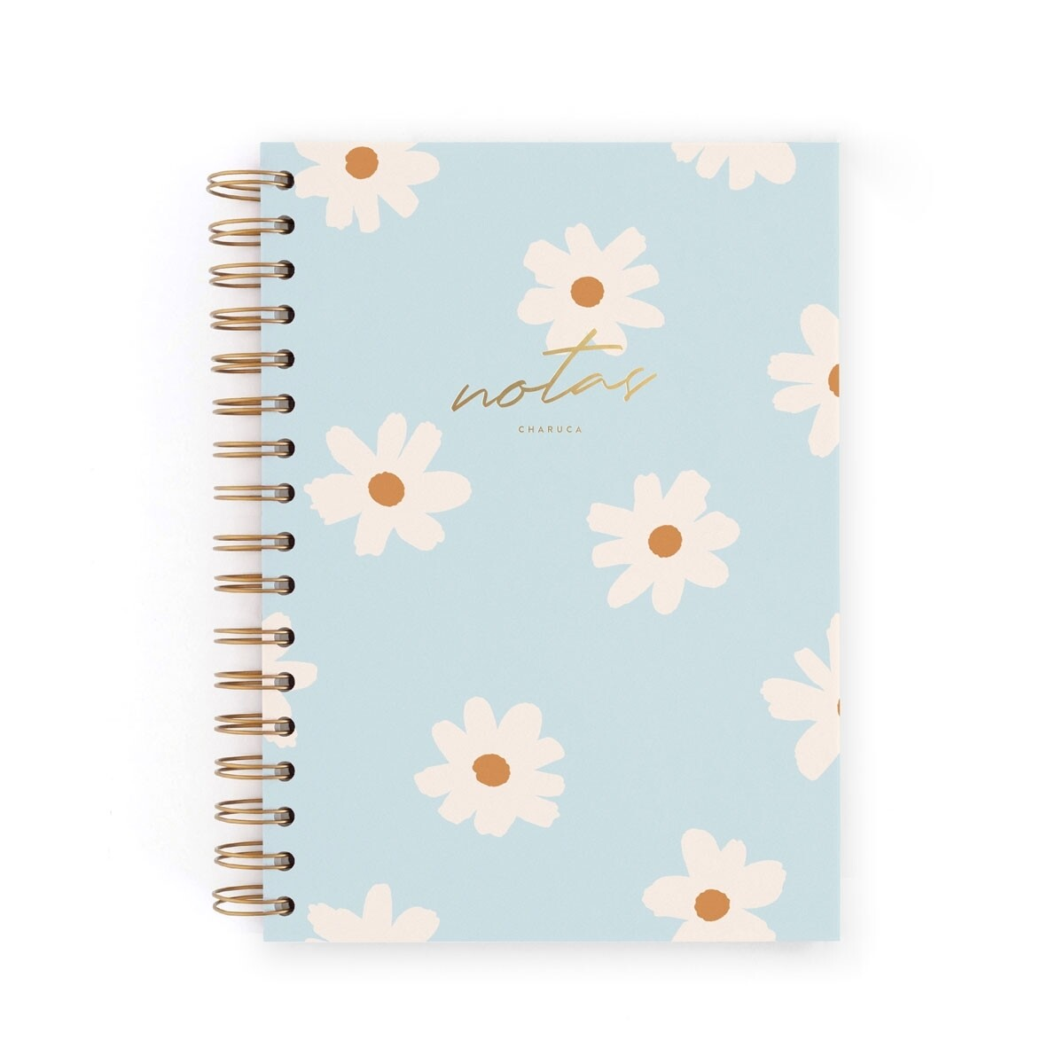 Cuaderno Blue Floral- Charuca