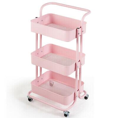 Carrito Organizador Pink