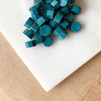 Pastillas de cera - Cobalto