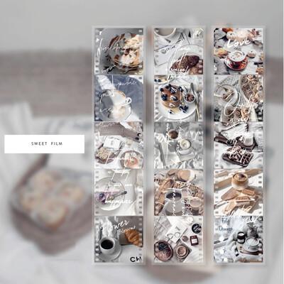 SweetFilm - Stickers Transparentes