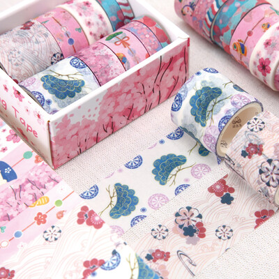 Set Washi Tapes- Blossoms