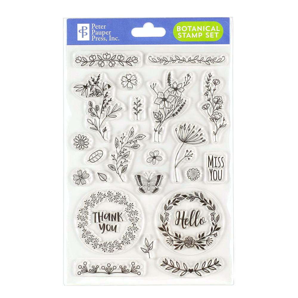 Botaniclas Stamps