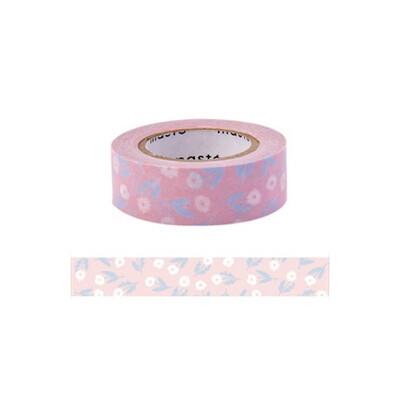 Washi Masté- Flower pink