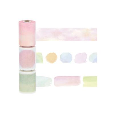 Washi Masté- Tittle Water Paint