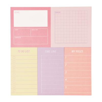 Sticky Notes- Pink