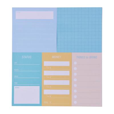 Sticky Notes- Blue