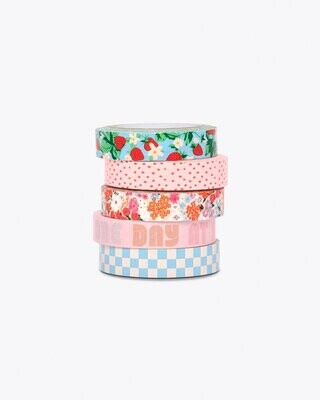 Washi Tape - Strawberry
