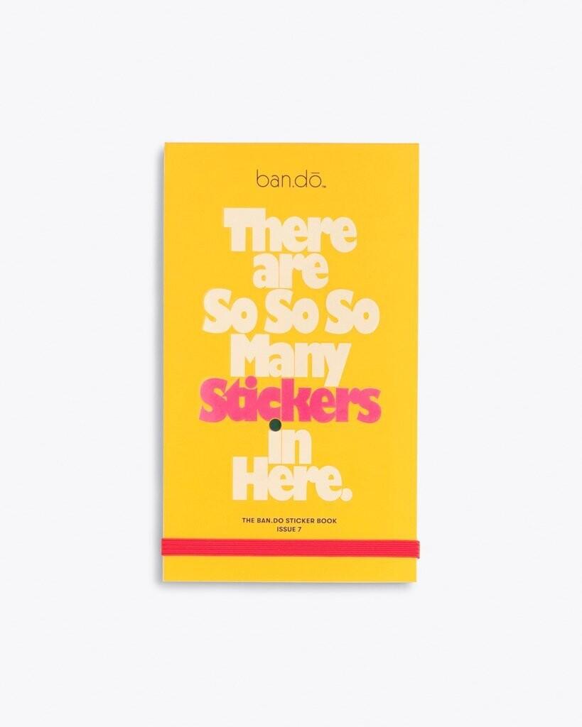 Sticker book Issue 7
