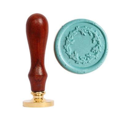 Sello metálico para lacre- Corona