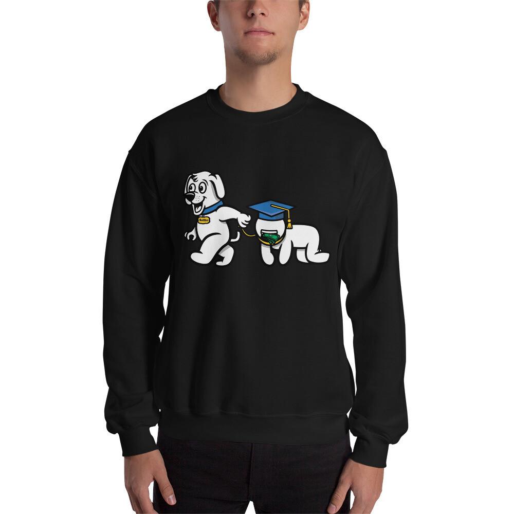 Debt Dogwalk Sweatshirt