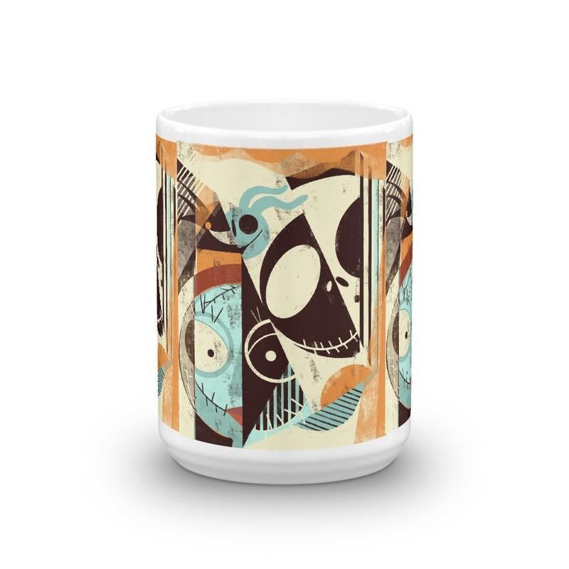 Jack and Gang, 15oz mug