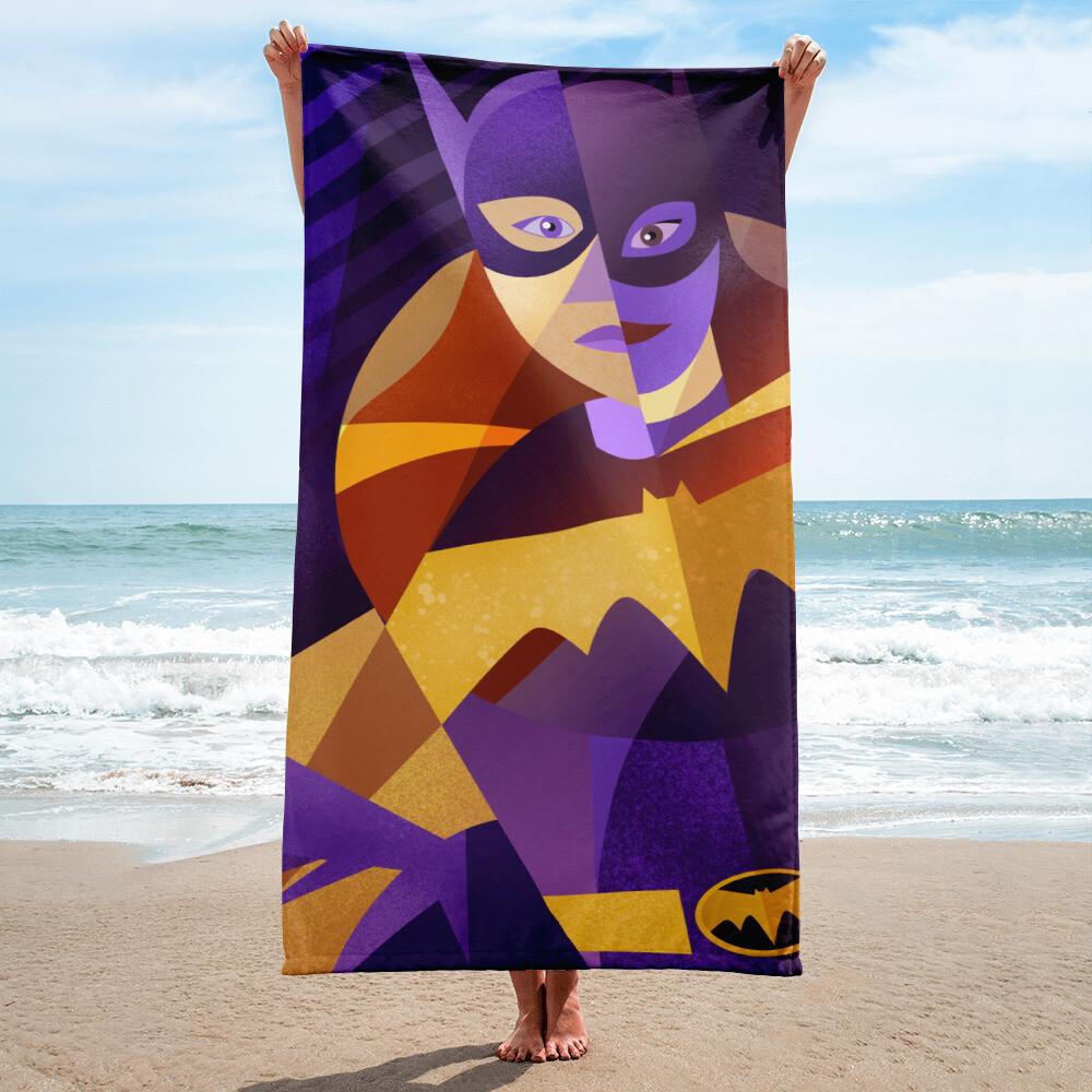 Ms. Gordon, Large Towel