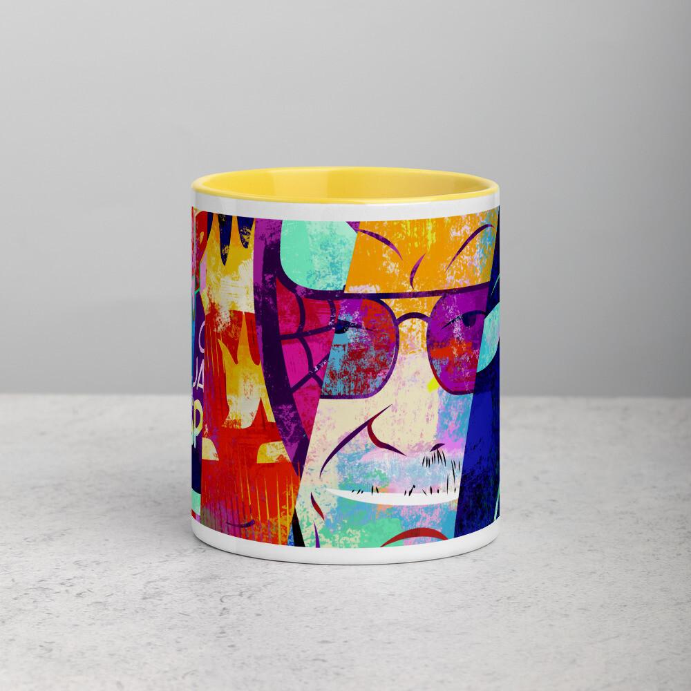 Stan the Man mug