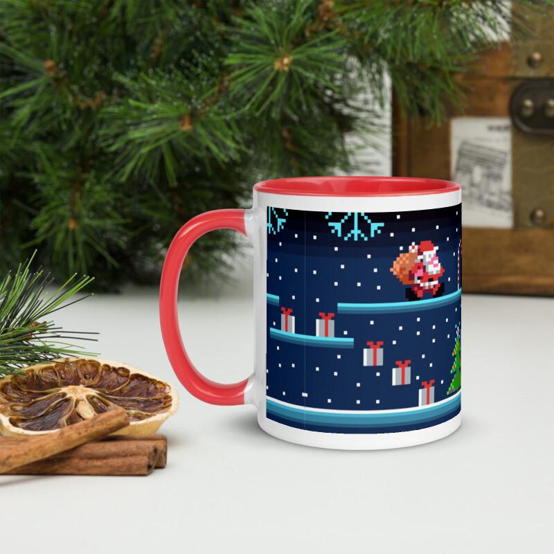 Game Time Santa!