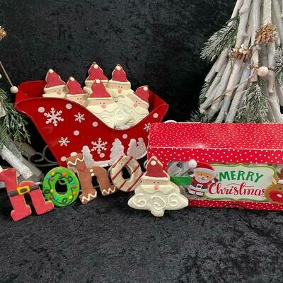 MERRY CHRISTMAS SANTA BOX ($8 donated)