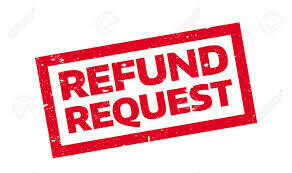 2020 AKC Refund Request