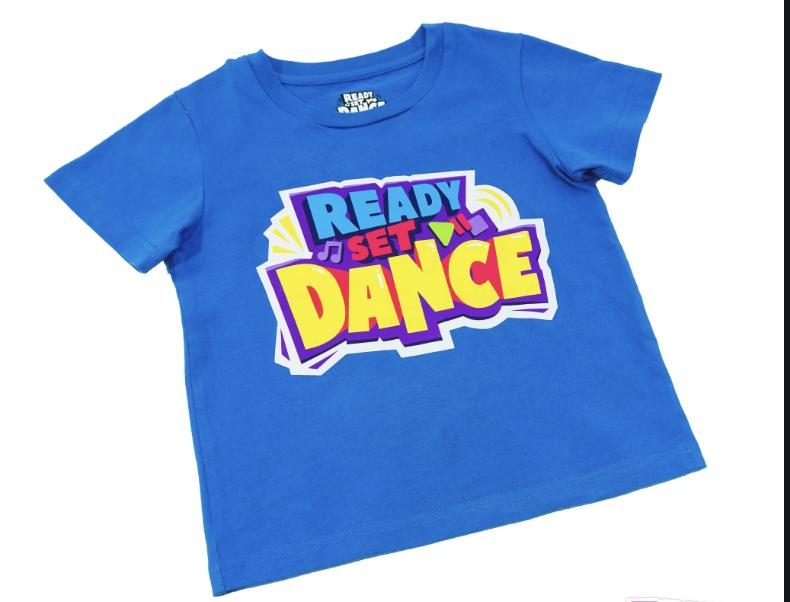 Ready Set Dance - Boys T-shirt