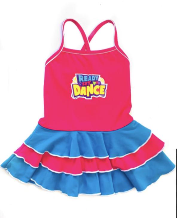 READY SET DANCE - Frill Dress