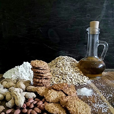 Печенье АРАХИСОВОЕ
