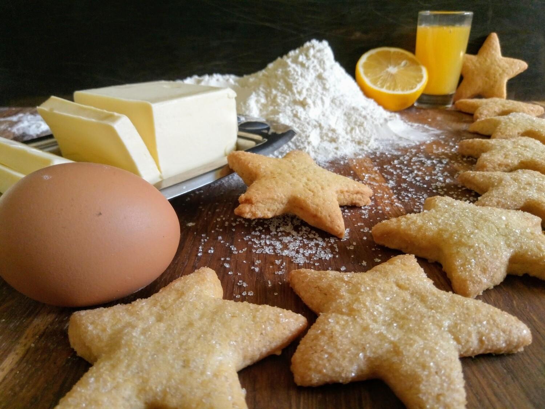 Звезды сахарные