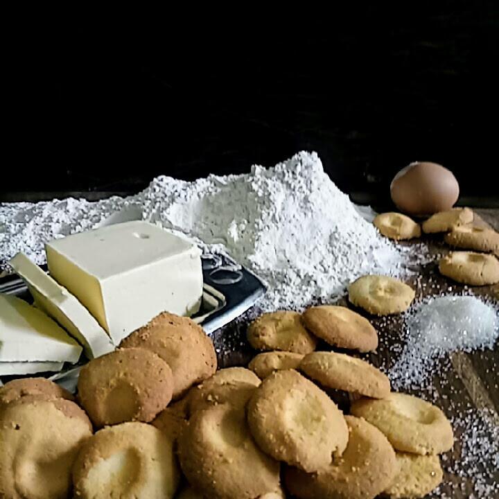 Печенье Солнышко