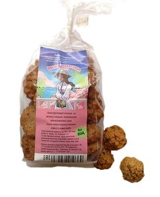 Печенье овсяно-кокосовое