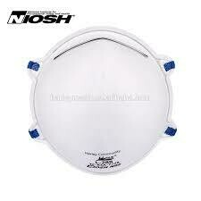 N95 Respirator Mask - Case OF 400 (NIOSH 3Q)