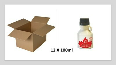 12x100ml Plastic Jug