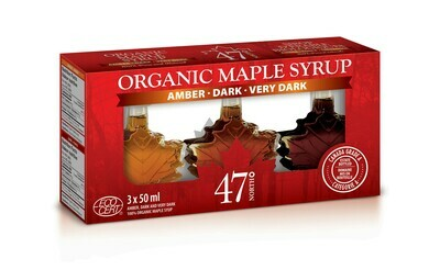 Organic Maple Syrup Gift Pack Classes