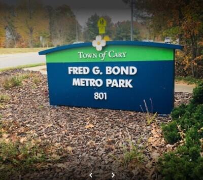 9-9:30 Bond Park Open Orienteering Sprint June 13, 2021