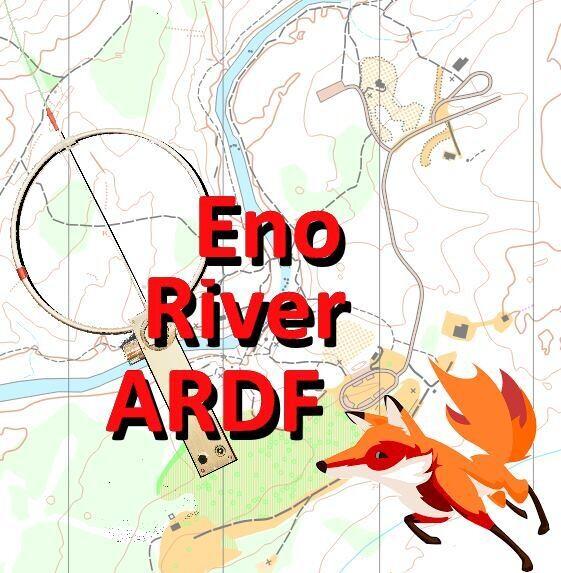 10/11/2021 Monday - Eno River Fews Ford ARDF Practice