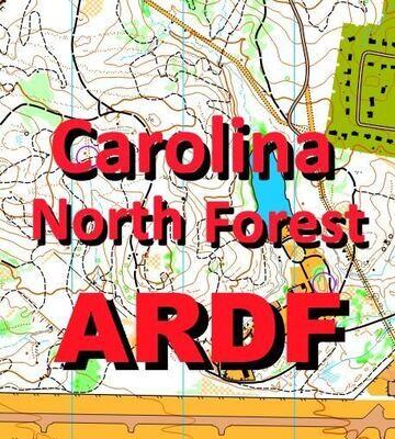 10 AM Carolina North Open ARDF 80m 10/10/21