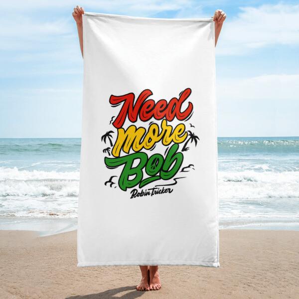 Need More Bob Towel
