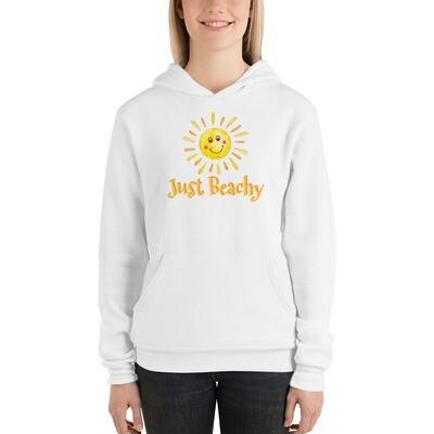 Just Beachy Sun Unisex Hoodie