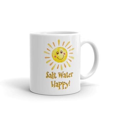 Salt Water Happy! Mug